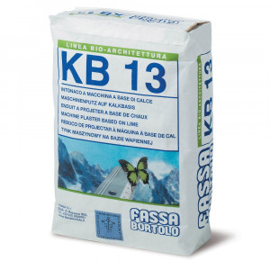 Biointonaco di fondo per interni/esterni 25Kg KB13 Fassa