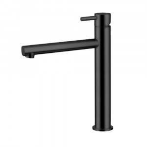 Miscelatore lavabo minimal a canna alta MN21 Keller Taps