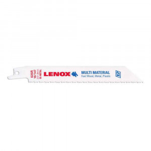 Kit 5 lame per sega a gattuccio taglio generico 203x19x0.9 Bimetal Lenox
