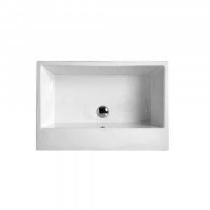 Lavabo ceramica Volant Acquaceramica 60x50-75x50 Colavene