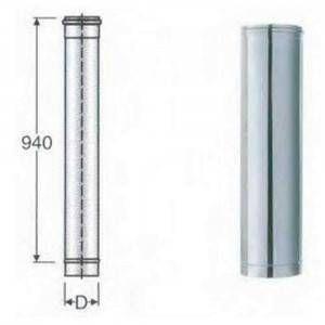 Modulo lineare acciaio AISI 316 200x95mm Polymaxacciai