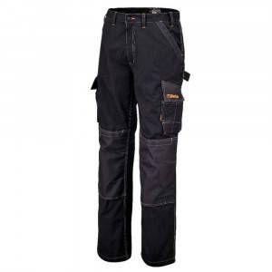 Pantalone da lavoro multitasche nero 7815N Beta