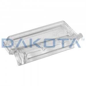 Tegola portoghese destra in vetro  VET04-5052 Dakota