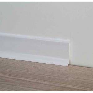 Battiscopa in PVC co-estruso 250 cm 8598 Pvc Line Profilpas