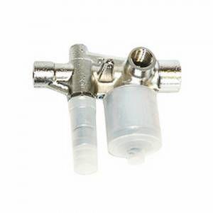 Parte incasso per miscelatore per vasca e doccia con deviatore esterno R99684 Zucchetti