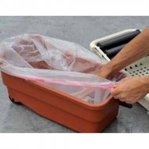 Sacchetto per recupero residui confezione 20 pz 244SC01A Raimondi