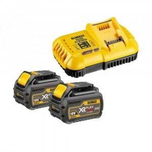 Kit caricabatterie + starter 6.0 ah DCB118T2 DeWalt