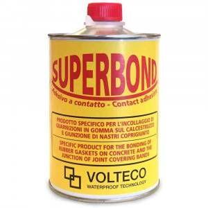 Adesivo per incollaggio del nastro garvo 0,34 Kg Superbond Volteco