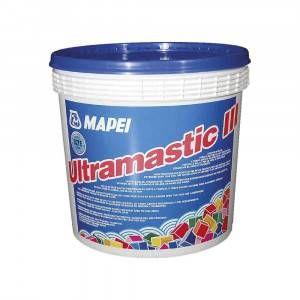 Ultramastic III Mapei adesivo per posa di piastrelle 5 Kg