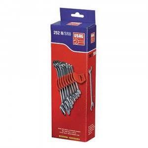 Kit 8 chiavi inglesi 252N/SR8 U02520862 Usag