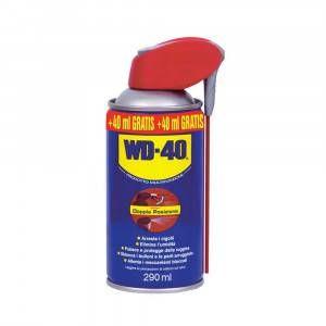 Spray lubrificante multiuso 290ml WD 40