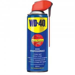 Spray lubrificante multiuso 500ml Wd 40 Doppia Posizione WD 40