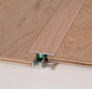Profilo a T per pavimento laminato in alluminio 270 cm Z3/30/SF 63700 Unisystem Plus Z Profilpas