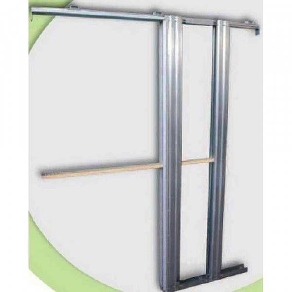 Controtelaio per pareti in cartongesso doorkit doortech by - Prezzo parete in cartongesso ...