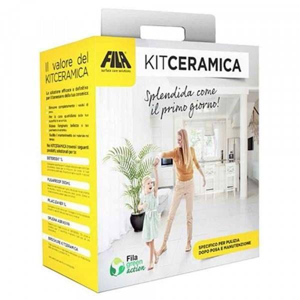 Kit di manutenzione e pulizia : White SUCCESS Sandali da